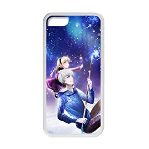 Cartoon Frozen Phone Case for iPhone 5c