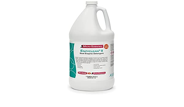 Micro-Scientific B9 Enzyclean II Dual Enzyme Detergent for ...