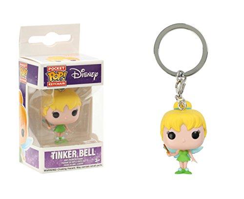 Funko POP Keychain: Disney - Tinkerbell Action Figure]()