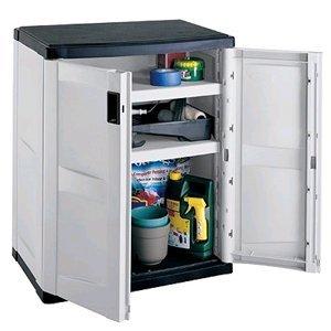 Suncast Storage Trends Utility Base Cabinet - bedroomdesign.us