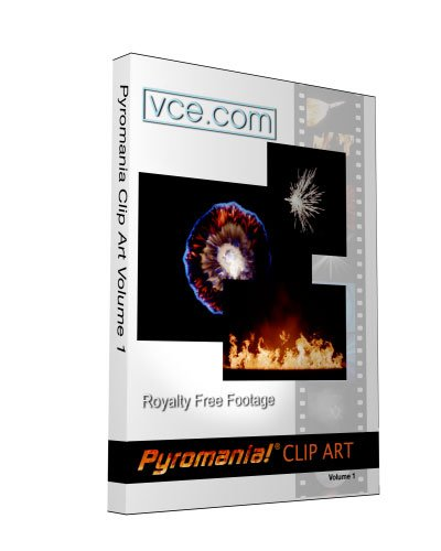 Pyromania Clip Art