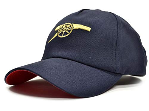(Arsenal FC Authentic EPL Navy Adult Cap - Gunners Logo)