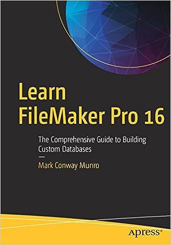 Filemaker Pro Manual Pdf