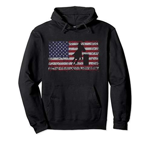 Barrel racing hoodie horse racing and rodeo girls shirt ()