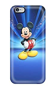 Ortiz Bland Design High Quality Cartoons Cartoon Mickey Mouse Cover Case With Excellent Style For Iphone 6 Plus