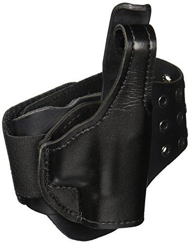G&G Black BootLock Ankle Holster for Backup Gun