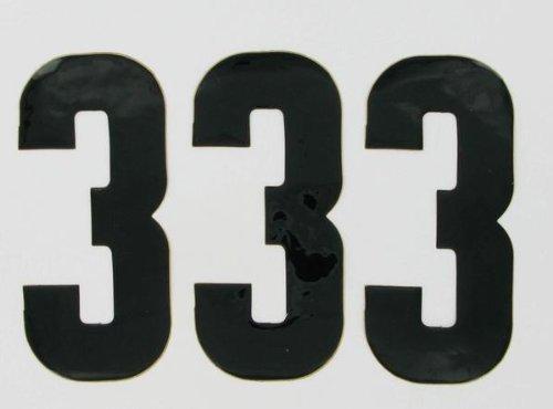 dirtbike racing numbers - 1