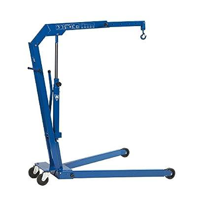 AC Hydraulic WJN5 Hydraulic Workshop Crane