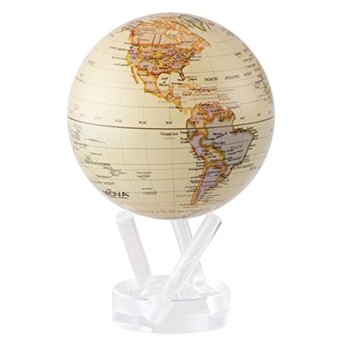 MOVA-Antique-Gloss-Finish-Revolving-Globe-45-inch