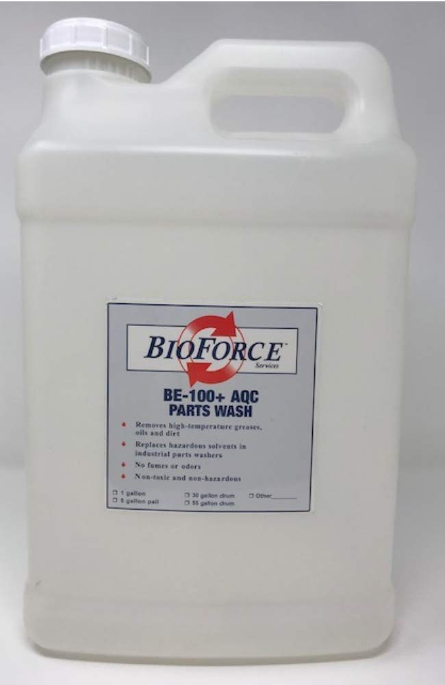 BE-100 AQC Parts Wash (2.5 Gallon) by Bioforce Services BE-100 AQC Parts Wash (Image #1)