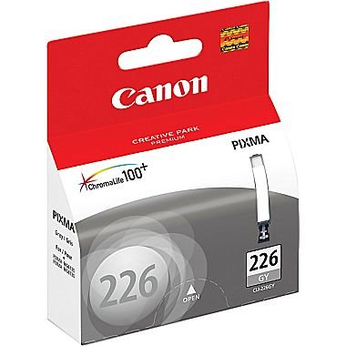 Premium Power CLI-226GY Canon Compatible Ink Cartridge, Gray