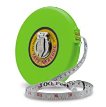 Learning Resources Tape Measure 30 Meters/100 Feet