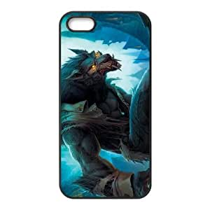 iPhone 4 4s Cell Phone Case Black Werewolf S0393490