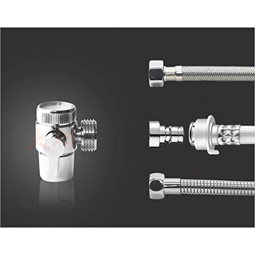 Missmin Sink Faucet Diverter Valve Adapter To Bidet Shower