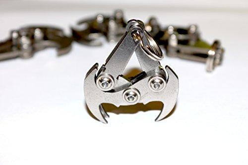 Amazon EDC 2 Mini Key Chain Gravity Hook Small 2 Inch