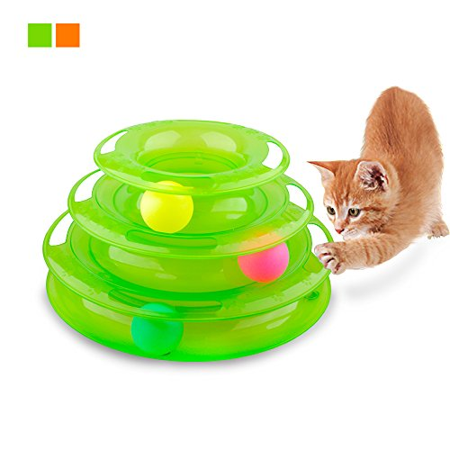 Perfect for a playful Kitty!