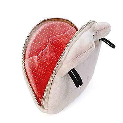 GUND Pusheen Plush Zip-Up Case, 6.5