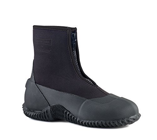 Mudsters Zip N Go Stiefel kurz, 39 by English Riding Supply