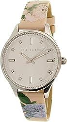 Ted Baker Women's 10025271 Classic Analog Display Japanese Quartz Pink Watch