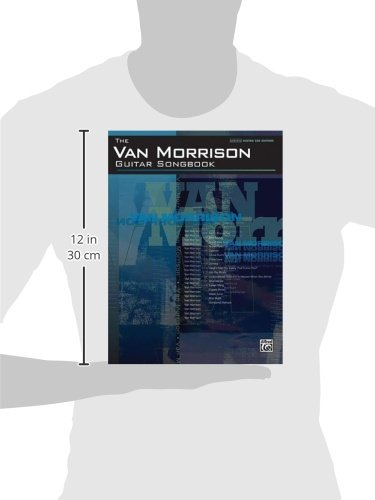 Amazon.com: Van Morrison - Guitar Songbook (9780739051160): Van ...