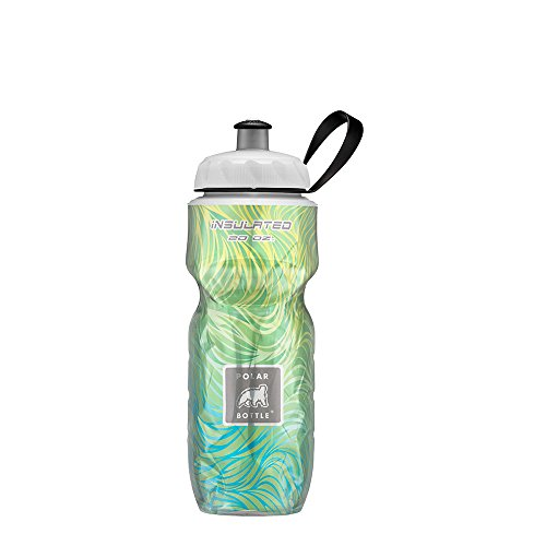 Polar Bottle Insulated Water Lemongrass