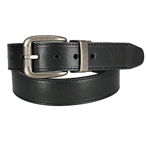 boys big 30mm reversible with logo black