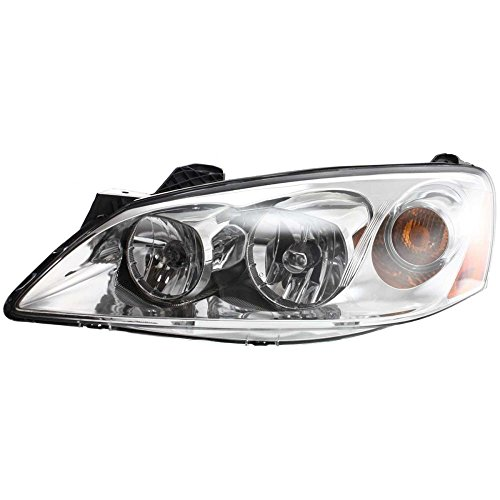 06 pontiac g6 driver headlight - 8