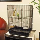 Petco Designer Square Top Parakeet Cage, My Pet Supplies