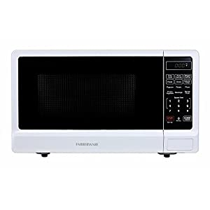 Farberware Classic FMO11ABTWHA 1.1 Cubic Foot 1000-Watt Microwave Oven, White