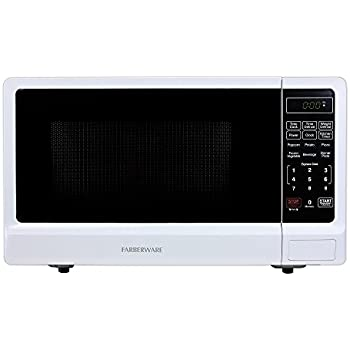 Farberware Classic FMO11ABTWHA 1.1 Cubic Foot 1000-Watt Microwave Oven, White