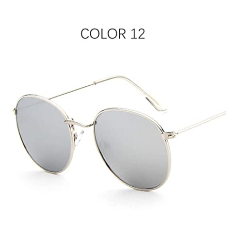 fat mashroom Vintage Round Sunglasses Women 2019 Sunglasses ...