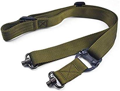安全ストラップタスク屋外ベルト、ダブルポイントベルト付きストラップシングルポイント、引裂き耐性抗菌非毒性、高強度高密度ナイロン素材ロープ