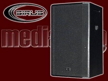 Sirus Ps 15 2 Way Fullrange Speaker Musical Instruments