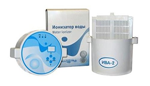 Electro Water Activator ''Living/dead Water'' water ionizer with digital timer …
