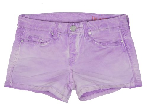 UPC 789829023024, (27AK8037) BLANK NYC Girls Colored Shorts in Acid Rave Size: 14