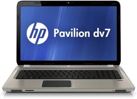 HP Pavilion dv7-6195us Entertainment Notebook PC (Silver)