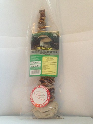 Top 10 recommendation polish mushrooms