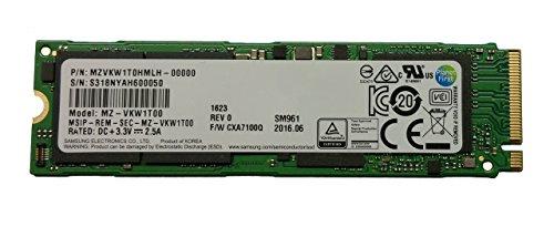 Samsung SM961 Polaris M.2-2280 PCI-e 3.0 x 4 NVMe Solid State Drive SSD