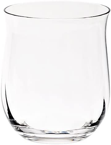 TumblerRosetta Lead Crystal German Crystal Powered by CRISTALICA Transparent Exclusive Glass Modern Style 7 cm Juice Glass Water Glass Hand Made