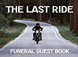 The Last Ride Funeral Guest Book