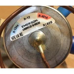 EMERSON/ALCO HFE 1/4 MC/057860 1/4 TON ADJUSTABLE EXTERNAL MEDIUM TEMP TXV