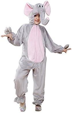 Disfraz de Elefante gris y rosa para niños en varias tallas ...