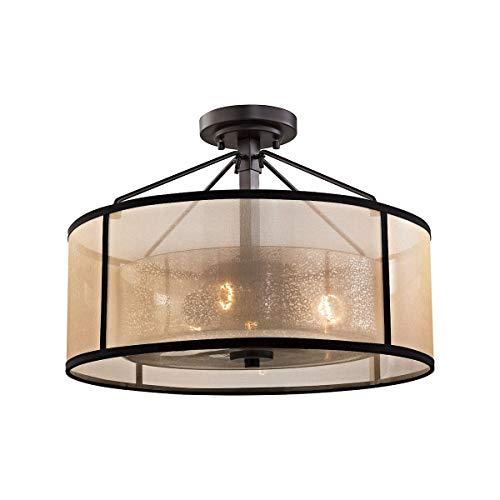 Elk Lighting 57024/3 close-to-ceiling-light-fixtures 13 x 18 x 18