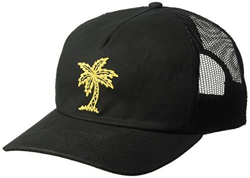 (Billabong Men's Breakdown Trucker Hat Stealth One Size)