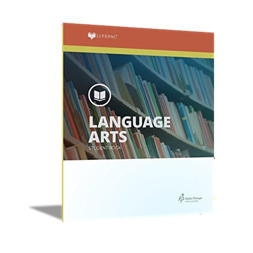 Lifepac Gold Language Arts Grade 7: Set of 10 by Alpha Omega Publications