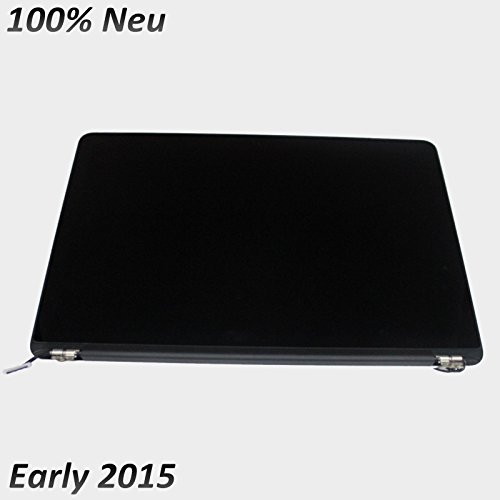 LCDOLED® Neu LCD Display Screen komplett Assembly für MacBook Pro Retina 13 A1502 2015 MF839D/A MF840D/A MF841D/A MF843D/A