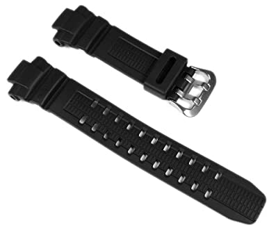 Genuine Casio Replacement Watch Strap 10287236 for Casio Watch GW-3500B-1A2V + Other models by CASIO