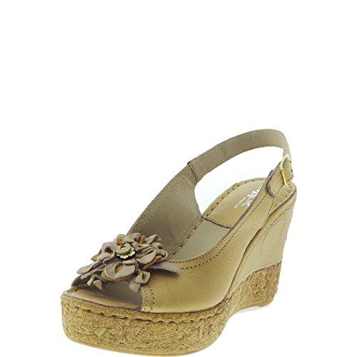MELLUSO - Sandalias de vestir para mujer Incenso