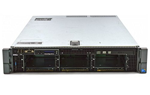 DELL PowerEdge R710 2 x 2.53Ghz E5540 Quad Core 72GB 6x 1TB 6i 2PS