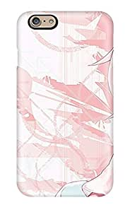 Protective Tpu Case With Fashion Design For iphone 5 5s (anime Girl Headphones)